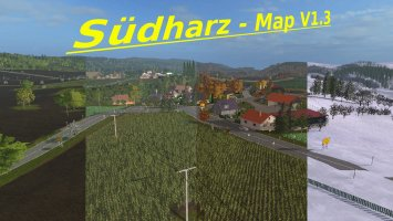 Südharz Map v1.3