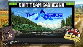 The Interior edit by Team Sardegna - Seriousmods FS17