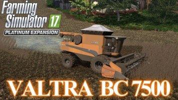 Valtra BC 7500 FS17