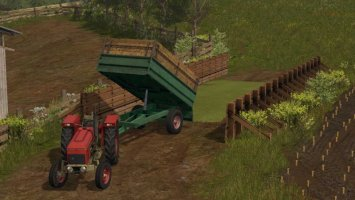 Wooden Silage Silo FS17