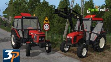 Zetor 3320 FS17