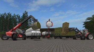 Ballen Autoload Pack FS17