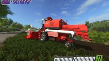 Bizon Rekord 5058 Export version fs17