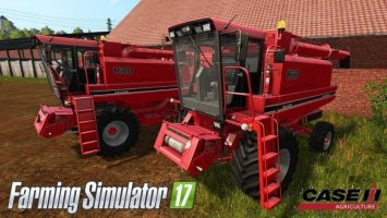 Case IH 1660 and 1680 fs17