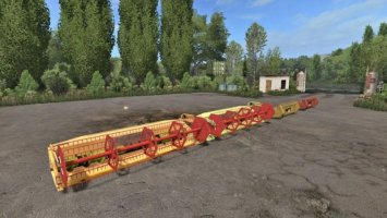 Claas Adapter Pack FS17