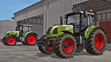 Claas Arion 600 (610, 620, 630) FS17