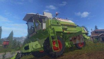 Claas Dominator 106 FS17