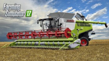 Claas Lexion 700 Series Full Pack FS17