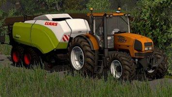 Claas Quadrant 5300FC