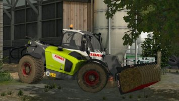 Claas Scorpion 7055 FS17