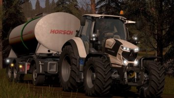 Deutz Fahr Varrior White Edition FS17