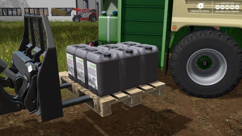 Farming Simulator 17 Add-On Straw Harvest - FS17 Mod | Mod for