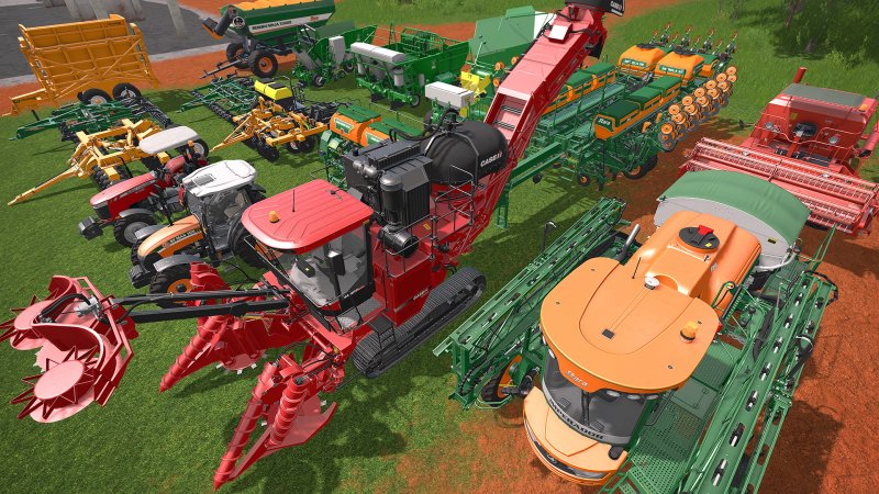 Farming Simulator 17 Platinum Add-On FS17