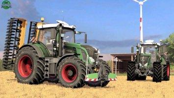 Fendt 828 Vario S3 FS17