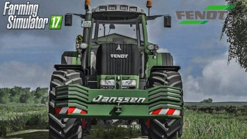 Fendt 900 Vario TMS Full Pack FS17