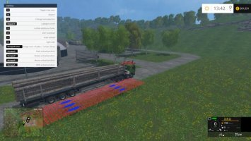 Fliegl Timber Runner Wide With Autoload v1.2 LS15