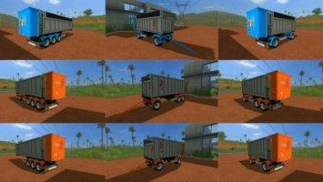 Fliegl TMK Trailers Pack