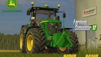 John Deere 6230R/6250R V4 Final Full FS17