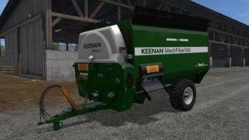 Keenan Mech Fibre 340 Feeder Wagon FS17