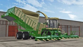 Krone Big X 1100 Cargo Pack fs17