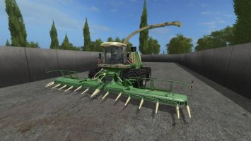 Krone Big X - The Beast fs17