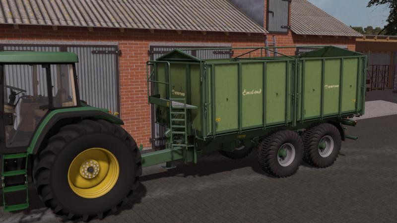 Krone emsland dk280r and tdk300 pack fs17 mod mod f r landwirtschafts simulator 17 ls portal - Englisch krone ...