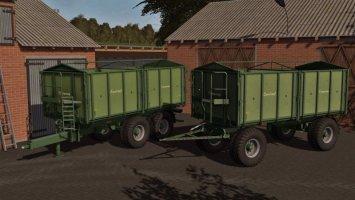 Krone Emsland DK280R and TDK300 Pack FS17