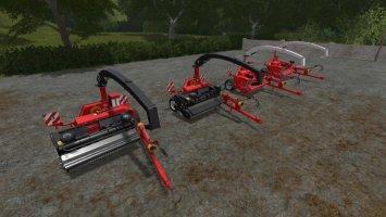 Lely P300 Silage Harvester v1.1 FS17