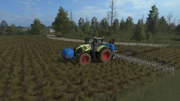 Lemken Sprayer Pack v2.1.0 fs17