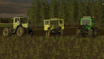 MB Trac 700-900 - DH v2.3.0