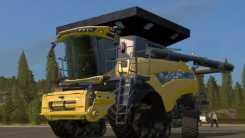 New Holland CR 10.90 v2.0 FS17