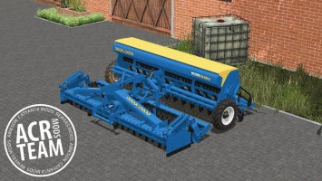 Rabe Pack - Seedbed combination FS17