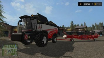 Rostselmash Agritechnica Pack extension FS17