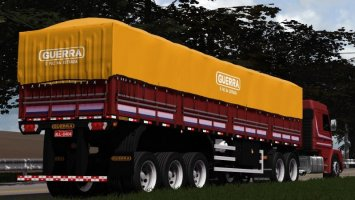 SCANIA 113H 360 + TRAILER FS17