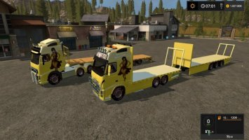 Ballen Transporter Pack