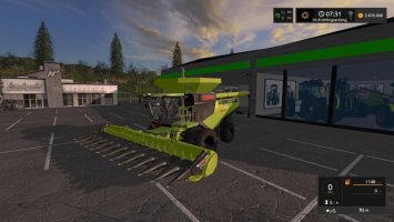 Claas Lexion 780 Package Limited Edition FS17