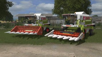 Corn-Sunflower Header Pack fs17