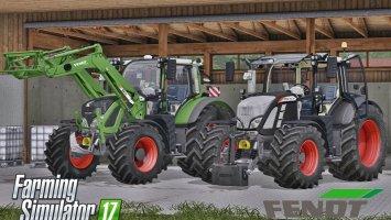 Fendt 500 Vario SCR Full Pack FS17