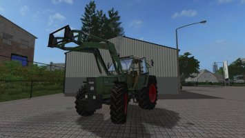Fendt 611 LSA Turbomatik E Used