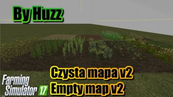 FS17 Empty map v2 FS17
