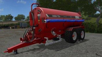 HiSpec 3000 Gallon Tanker FS17