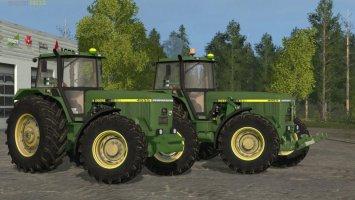 John Deere 4055 EU FS17