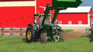 John Deere 7R series 2011 Europe Version v1.0.0.1