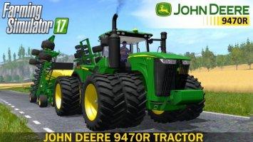 John Deere 9R v5.0.3 Final FS17