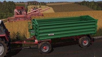 Kroger Agroliner HKD 150 FS17