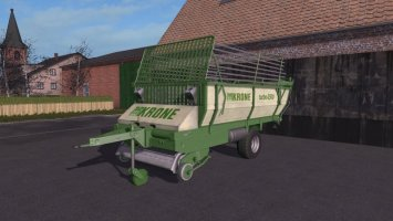 Krone 2500 turbo green FS17