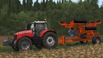 Laumetris Compaction Rollers TVL - 10 FS17