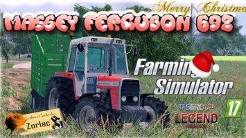 Massey Ferguson 698 Old FS17