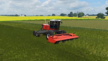Massey Swather Mower FS17