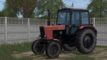 MTZ 80.1 MR FS17